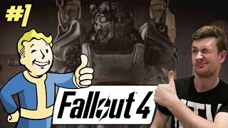 RUN FOR YOUR LIVES | Fallout 4 | Part 1