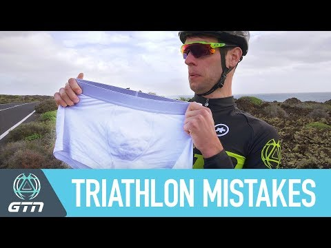 Beginner Triathlon Mistakes | 10 Things Triathletes Shouldn't Do!