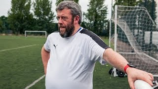 The Fat Footballers Tackling Obesity One Goal At A Time