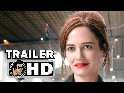 BASED ON A TRUE STORY International  2017 Eva Green, Roman Polanski Drama Movie HD