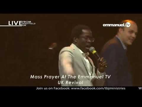Emmanuel TV UK Revival Mass Prayer