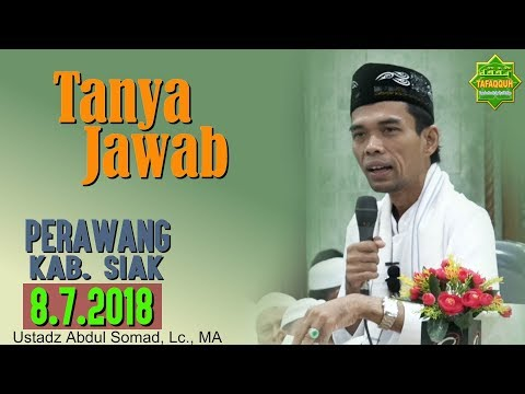 Download Ustadz Abdul Somad Lc - 2018-07-08 Tanya Jawab -  MP3 MP4 3GP
