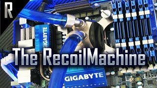 ◄ Wall Mounted, Water Cooled Gaming Pc (the Recoilmachine)
