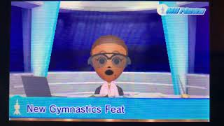 Tomodachi Life - Mii News - New Gymnastics Feat - Day 1
