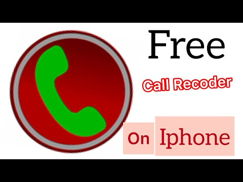 How To Install Auto Call Recorder In IPhone 2019