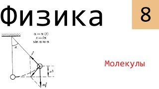 Физика. 8. Молекулы