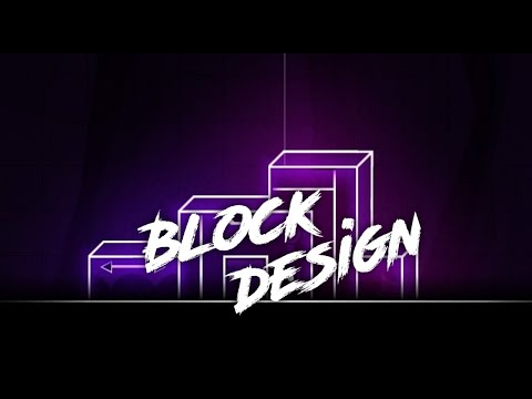 BLOCK DESIGN TUTORIAL | GEOMETRY DASH