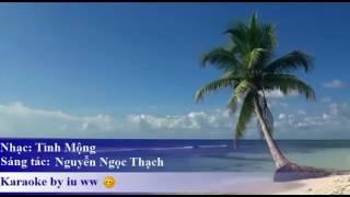 Karaoke - Tình Mộng - Cẩm Ly (L-Muylee) thumbnail