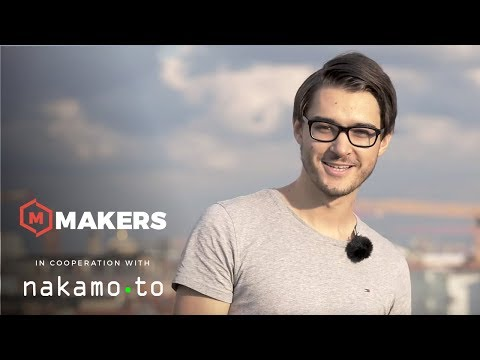 MAKERS Rooftop Talks Vol. 4 in cooperation with nakamo.to: Dominik Schiener on IOTA & The Tangle