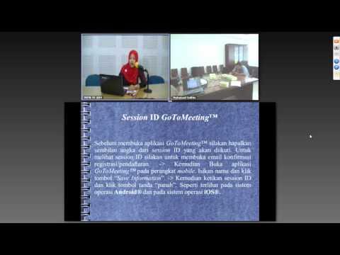 Video Pelatihan TIM IT RSMH Palembang