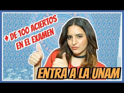 SACA MÁS DE 100 ACIERTOS EN EL EXAMEN DE LA UNAM | Ele Silva