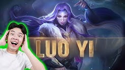 Cara Main Luo Yi (Build Rahasia) - Mobile Legends