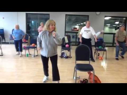 Andover YMCA SilverSneakers Classic - YouTube