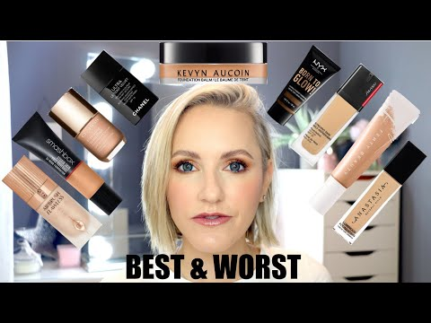 BEST & WORST OF THE NEW FOUNDATION RELEASES