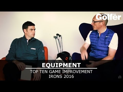 Top 10 Game Improvement Irons 2016 - The Golf Shack Academy