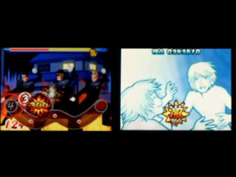 Ouendan - Over the Distance HD - Subtitled - Nintendo DS