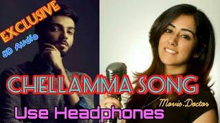 Chellamma Song( 8D_Audio) I Doctor_Sivakarthikeyan I Anirudh Ravichander I Nelson I Tamil 8D songs.