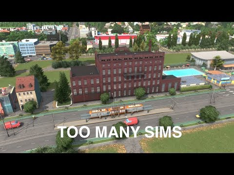 FIXING Bus & Tram Issues | Cities:Skylines