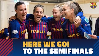 Kvinner 0-1 fc barcelona | match highlights (uwcl)