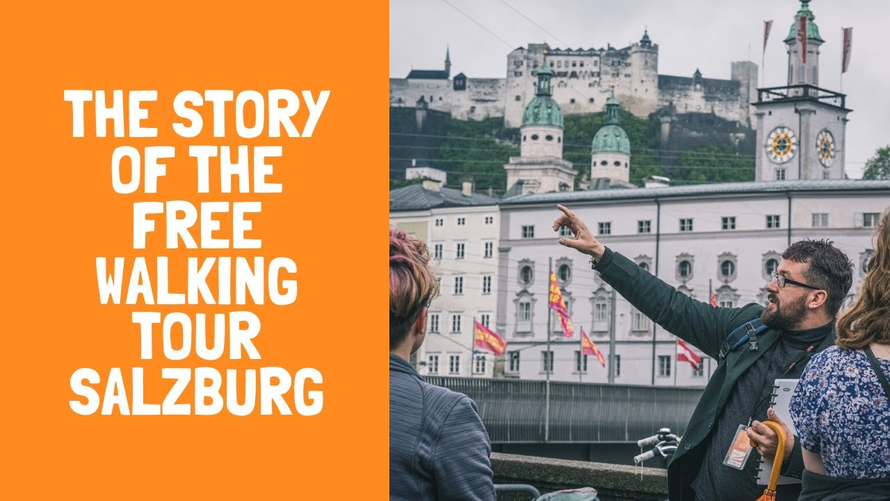 About the Free Walking Tour Salzburg | Why and How I founded the first Free Walking Tour in Salzburg