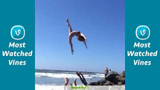 Best Of Cheerleading - All Vines Compilation 2017 Updated