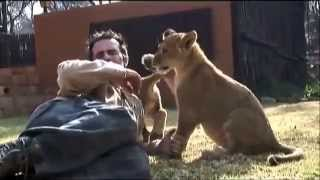 Кевин Ричардсон  - Моя жизнь больших кошек Африки(Кевин Ричардсон уже окрестили