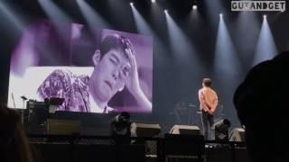 170408 Fan Clip moment - KimWooBin fan meeting SPOTLIGHT in Thailand