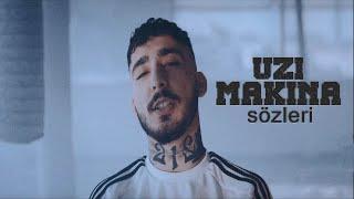 Uzi - Makina (Lyrics Video) Resimi