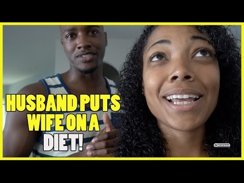 HUSBAND PUTS WIFE ON A DIET!