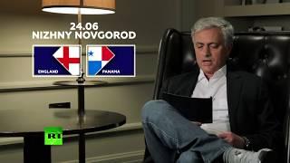 It's Win or Catastrophe: Mourinho talks upcoming England - Panama match