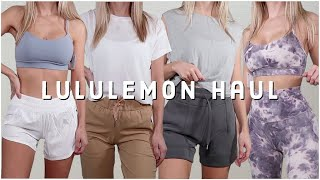 Lululemon Try-on Haul | New In June 2020
