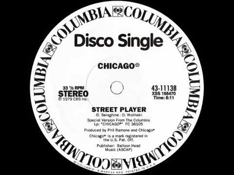 Chicago - Street Player (Dj ''S'' Remix)