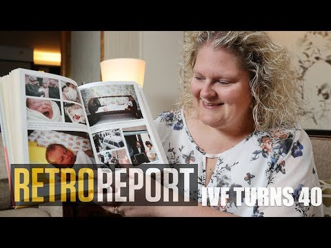 Life as the World's First Test Tube Baby  Retro Report