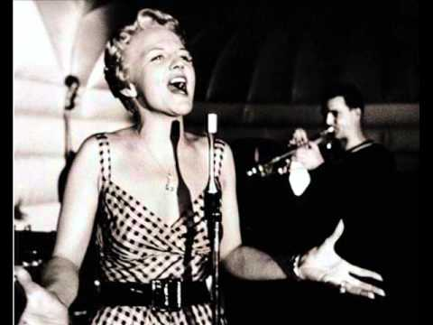 Slumming On Park Avenue  Peggy Lee with Jeff Chandler