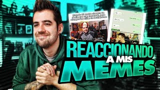 REACTING TO MY MEMES #1