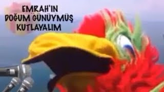 İyi ki Doğdun EMRAH ) 2.VERSİYON Komik Doğum günü Mesajı, DOĞUM GÜNÜ VİDEOSU Made in Turkey ) 🎂