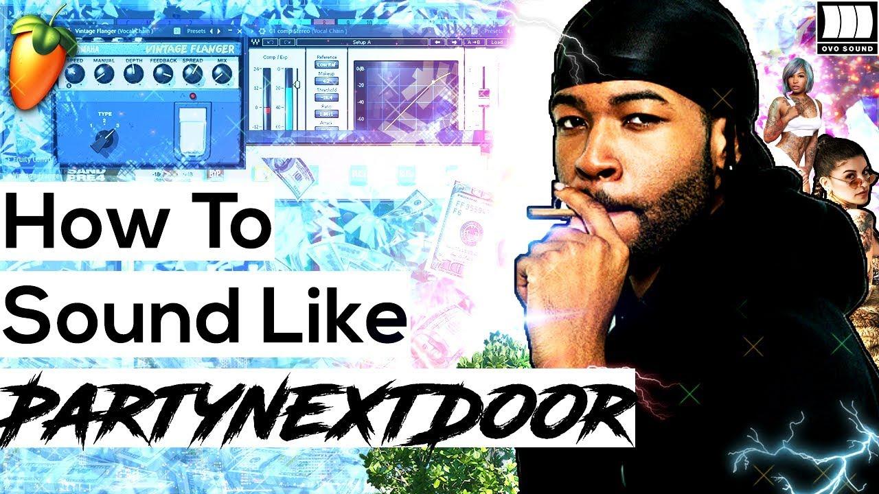 partynextdoor vocal effect in fl studio youtube. Black Bedroom Furniture Sets. Home Design Ideas