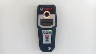 Обзор детектора скрытой проводки BOSCH  http://masterovv.ru