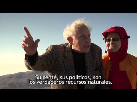 Stan Ovshinsky in Chile on renewable energy