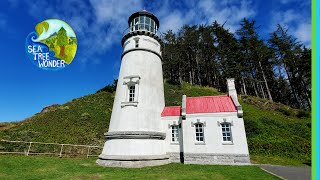 Heceta Head LIGHTHOUSE - Explore Oregon Coast Wonder of Light & Hope