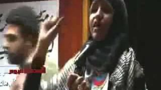 فيديو كارثى   تعذيب للمتظاهرين وتعرض الفتيات للتعرى والكهرباء فى صدورهن