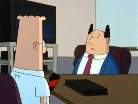 Dilbert The Boss Montage