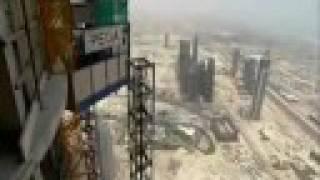 Burj Dubai (PL) - budowa