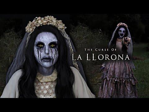The Curse of the Weeping Woman LA LLORONA Makeup Tutorial thumbnail