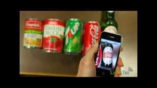 LookTel Recognizer - an iPhone app that helps the blind to see