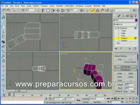 Auto Cad 3d Studio Operador Linux Kurumin Youtube