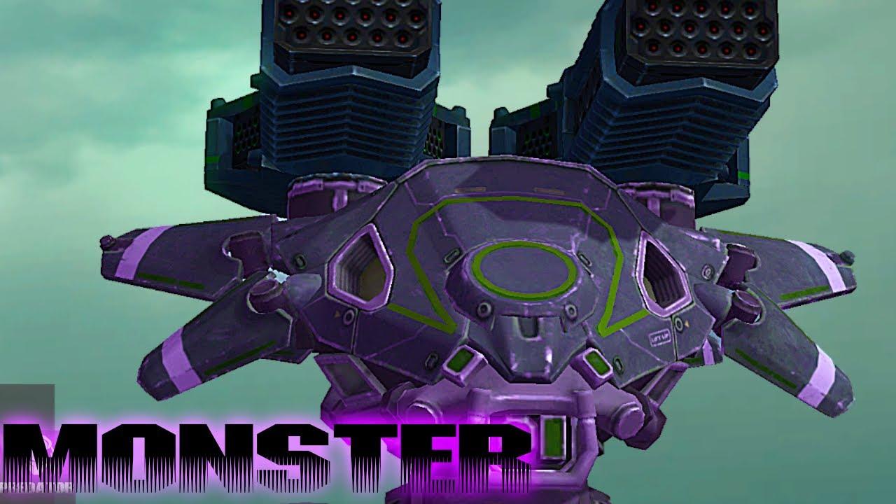 The Carnage Thunder MONSTER Transformed - Extreme Thunder Upgrades | Ambush Destroying | WR