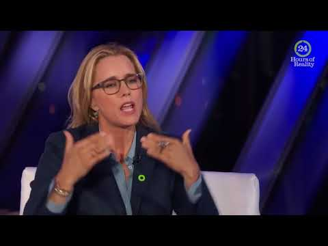 Téa Leoni on 24 Hours of Reality
