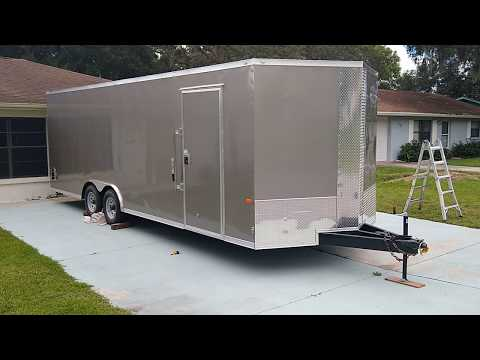 Let's Talk About Cargo Trailers In Douglas South Georgia
