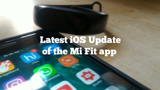 Mi Fit App iOS Update | What Is 3D Touch On iPhone